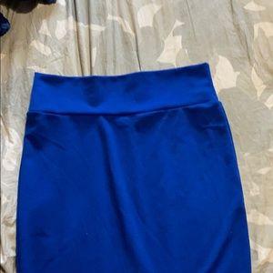 LuLaRoe ex large Cassie skirt